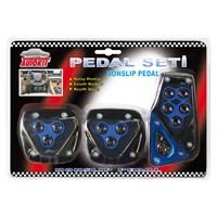 Autokit İthal Pedal Seti Mavi