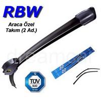Rbw Vw Passat Cc (357) 2008 Ve Sonrası Kasa İçin Muz Silecek Takım 60Cm+45Cm 1090501