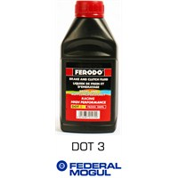 Ferodo DOT3 Fren Hidrolik Yağı 652045