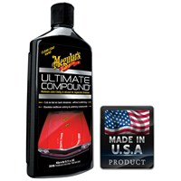 Meguiar's™ ULTIMATE COMPOUND Çizik Giderici Pasta 8517216