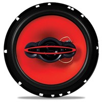 Pıranha Prn-6540 Kırmızı Oto Hoparlor