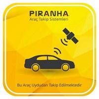 Piranha ATS-911 Pratik Araç Takip Sistemi