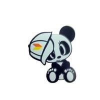 Sevimli Panda Sticker 9x10cm