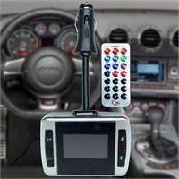 Actto Usb ve Çakmak Girişli Araç içi FM/MP3/MP4 Player (Kumandalı)