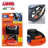 Lampa Jaw Çantalı Disk Kilidi 3 Anahtarlı 90627