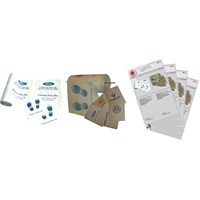 Eagle KKP 01 Standart Kraft Kağıt Paspas 500'lü
