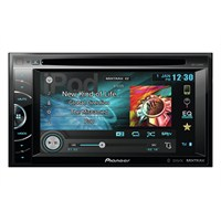 Pioneer AVH-X2600BT Cd,Bluetooth,Mixtrax,İpod/İphone ve Android Control,Usb,Aux,6,1 inç Ekran Dokunm