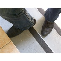 Merdiven Kaydırmaz Bant 25 mm X 25 Metre (Şeffaf)