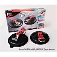 AutoCet Ultra Güçlü Kilitli Çapa Vantuz