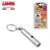 Lampa Brite Beyaz Led Anahtarlık Metal 65154