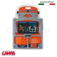 Xtreme Ayarlı Katlanır Plakalık Aluminyum 90142