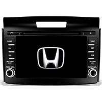 Sm Audio Honda Crv New Oem Multimedya Navigasyon Cihazı (Geri Görüş Kamerası Hediyeli)