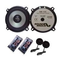 Soundmagus Sm 13C 13 Cm Component Takımı