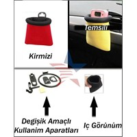 ModaCar Kırmızı Magic Pocket Organizer 338832
