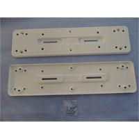 Carat Sport Beyaz Plakalık 2 ADET 01507