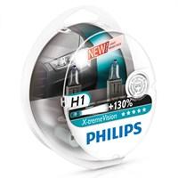 Philips H1 XTREME VISION Ampül Seti + % 100
