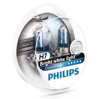 Philips H7 Tip CRYSTAL VISION Ampül Seti 011296
