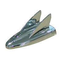 Space Balina Süs Anteni Nikel