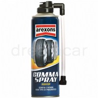Arexons Lastik Tamir Spreyi 300 Ml. Made In Italy
