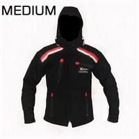 X-Rider Korumalı KapşonluMont MEDIUM 758885