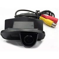 Honda Civic Araç Geri Görüş Kamerası (Plakalık Tipi)
