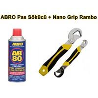 Nano Grip Rambo Akıllı Pense