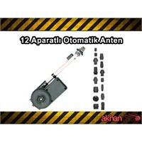 Borup Universal Otomatik Anten 12 Aparatlı