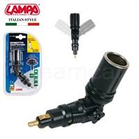 Lampa Bmw İçin (DIN Standart) Çakmak Soket Dönüştürücü 39052