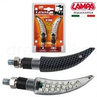 Lampa Katana Karbon 15 Smd Led Sinyal 90075