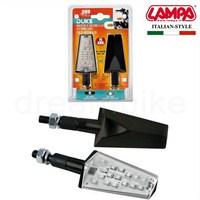 Lampa Duke Siyah 14 Smd Led Sinyal 90076