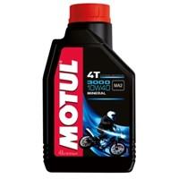 Motul 3000 10W40 Mineral Motosiklet Yağı (1 Lt.)