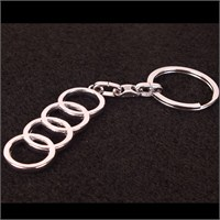 Acts Audi Metal 3D Anahtarlık 8078