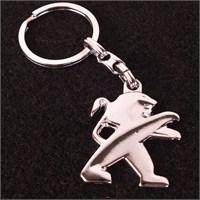 Acts Peugeot Metal 3D Anahtarlık 8083