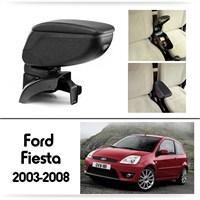 Schwer Ford Fiesta 2003-2008 Koltuk Arası SİYAH Kol Dayama Kolçağı-8417
