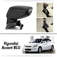 Schwer Hyundai Accent BLUE Koltuk Arası SİYAH Kol Dayama Kolçağı-8424