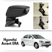 Schwer Hyundai Accent ERA Koltuk Arası SİYAH Kol Dayama Kolçağı-8425