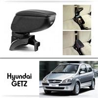 Schwer Hyundai Getz Koltuk Arası SİYAH Kol Dayama Kolçağı-8426