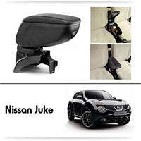 Schwer Nissan Juke Koltuk Arası SİYAH Kol Dayama Kolçağı-8430