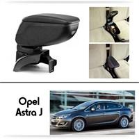 Schwer Opel Astra J Koltuk Arası SİYAH Kol Dayama Kolçağı-8433