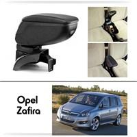 Schwer Opel Zafira Koltuk Arası SİYAH Kol Dayama Kolçağı-8437