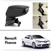 Schwer Renault Fluence Koltuk Arası SİYAH Kol Dayama Kolçağı-8445