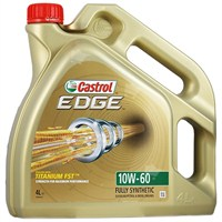 Castrol Edge 10w60 - 4 Lt - Benzinli Dizel Motor Yağı