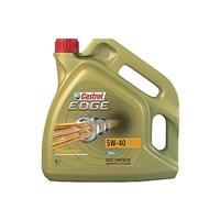 Castrol Edge 5w40 - 4 Lt Benzinli- Dizel Motor Yağı (Üretim Yılı: 2017)