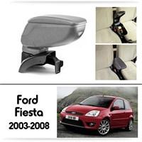 Schwer Ford Fiesta 2003-2008 Koltuk Arası GRİ Kol Dayama Kolçağı-8465