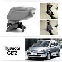 Schwer Hyundai Accent ERA Koltuk Arası GRİ Kol Dayama Kolçağı-8473