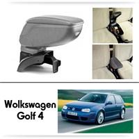 Schwer Volkwagen Golf 4 Koltuk Arası GRİ Kol Dayama Kolçağı-8499