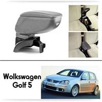 Schwer Volkwagen Golf 5 Koltuk Arası GRİ Kol Dayama Kolçağı-8500