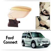 Schwer Ford Connect Koltuk Arası BEJ Kol Dayama Kolçağı-8512