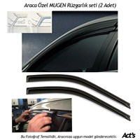 Schwer Mugen Renault Kango 2 Ön Cam Rüzgarlığı Seti-8234