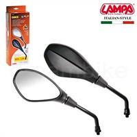 Lampa Dike Motosiklet Aynası Sağ+Sol Takım 90347